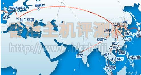 香港主机访问速度慢的原因分析