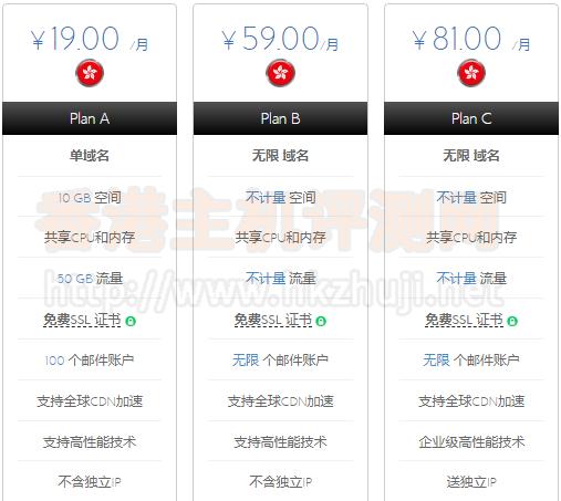 香港低价虚拟主机哪家好?